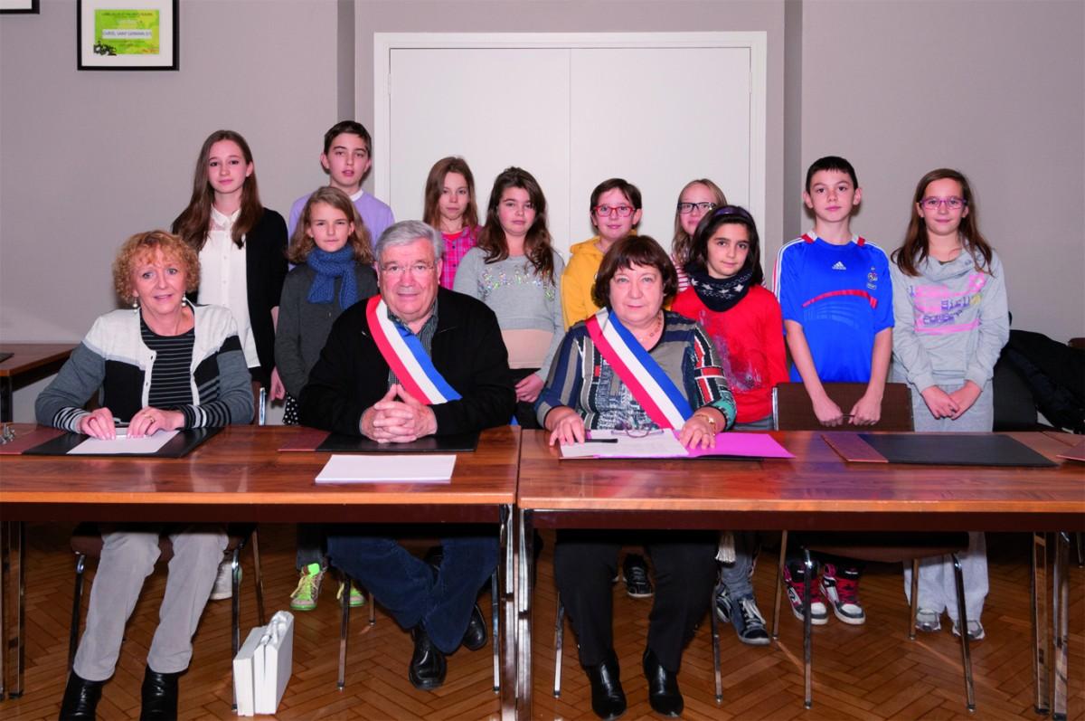 Commission des Jeunes